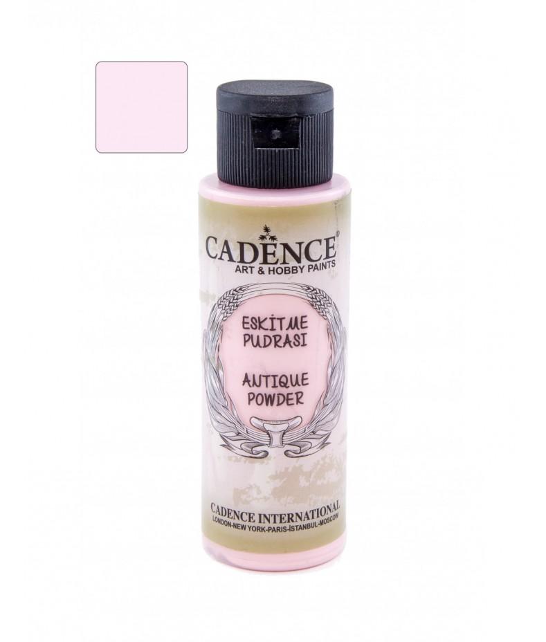 Puder antyczny postarzający Cadence, antyczny róż, 70 ml
