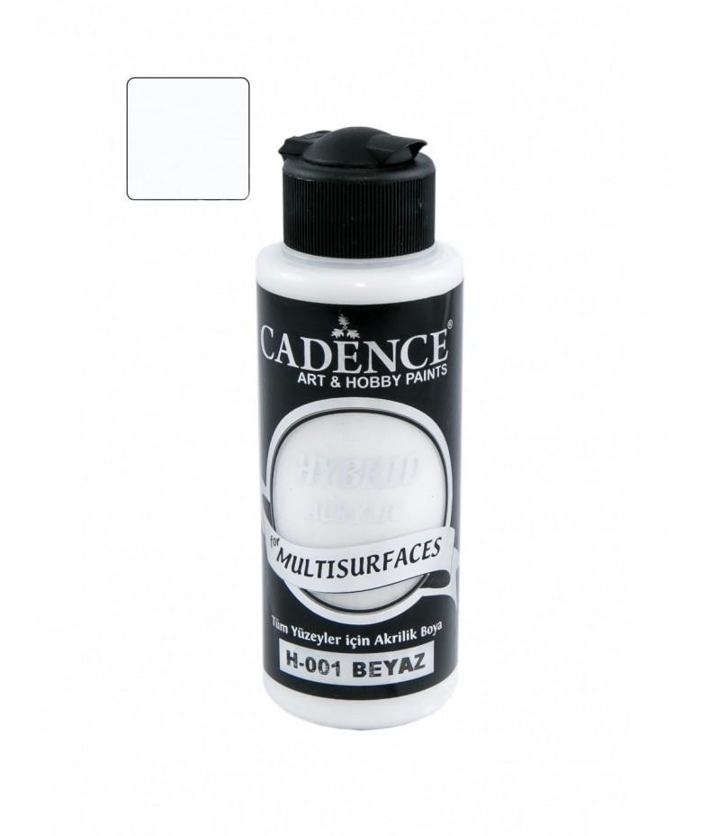 Farba hybrydowa Cadence, Beyaz - biała