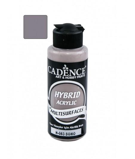 Farba hybrydowa Cadence, Soho - szara