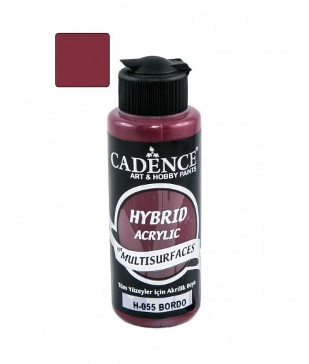 Farba hybrydowa Cadence, bordeaux - bordo