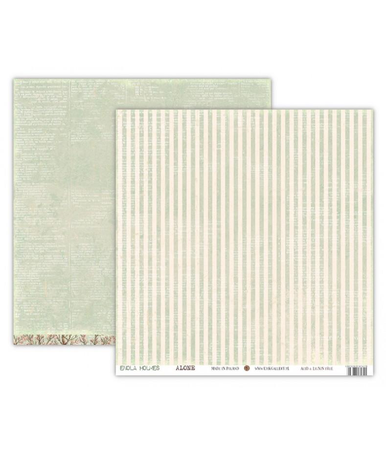 Papier do scrapbookingu UHK Gallery, Enola Holmes - Alone