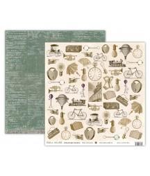 Papier do scrapbookingu UHK Gallery, Enola Holmes - Stranger Things