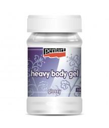 Pasta żelowa Heavy Body Gel Pentart, błyszcząca 100 ml