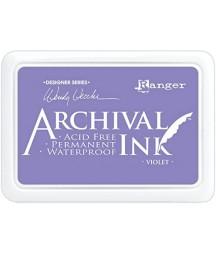Tusz wodoodporny Archival, kolor Violet - fioletowy
