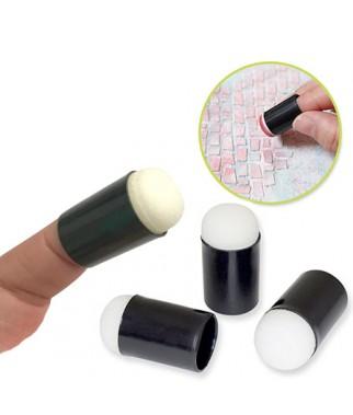 Aplikator do cieniowania na palec