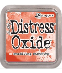 Tusz postarzający, Tim Holtz Distress Oxides Ink Pad, Crackling Campfire