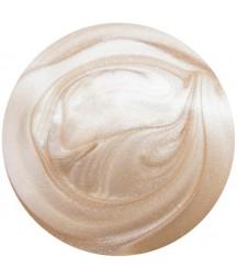 Perełki w płynie Nuvo Crystal Drops, Caramel Cream (metaliczny) - kremowy karmelowy