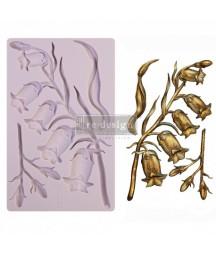 Forma silikonowa do odlewów Prima 650506, Sweet Bellflower