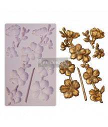 Forma silikonowa do odlewów Prima 650445, Botanical Blossoms