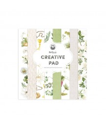 Zestaw papierów do scrapbookingu 30.5x30.5 cm, Maxi Creative Pad - I Komunia Święta P13