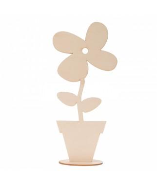 Kwiatek w doniczce 27 cm