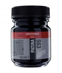 Patyna postarzająca, Talens Amsterdam 563 Antique Blue