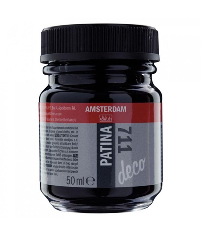 Patyna postarzająca, Talens Amsterdam 711 Antique Black