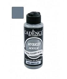 Farba hybrydowa Cadence, graffiti gray - grafitowy szary