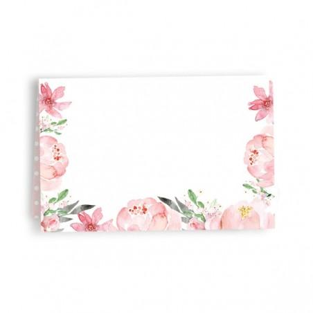 Wizytówki na stół Love in bloom [P13]