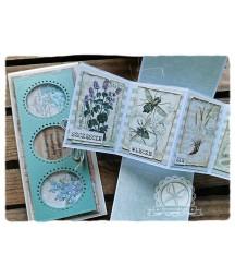 Kartkowe ABC - kartki na różne okazje - warsztaty online / wariant z kitem
