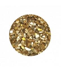Kamyczki błyszczące Glamour Stamperia K3GGS02 złote