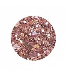 Kamyczki błyszczące Glamour Stamperia K3GGS06 antyczny róż