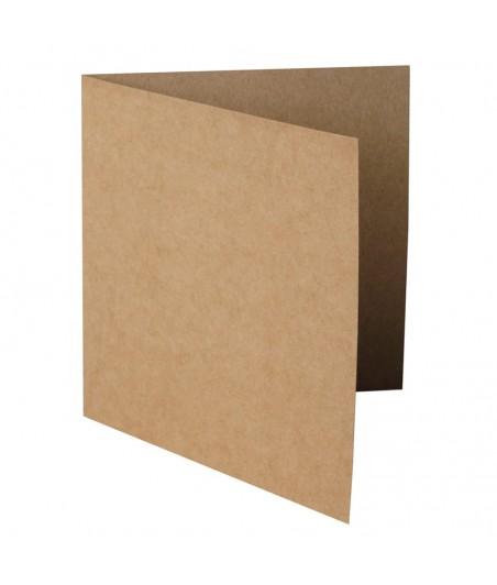 Baza do kartki kwadratowa kraft 14x14