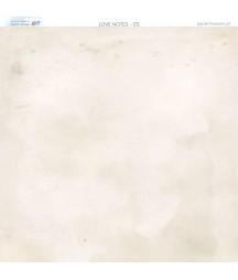 Papier do scrapbookingu 30x30 cm, Miłosne zapiski 01 Paper Heaven