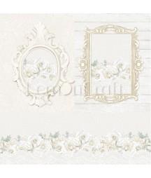Zestaw papierów do scrapbookingu 15x15 cm, Sentimental - Lemoncraft