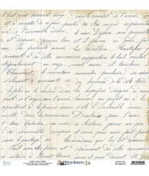 Papier do scrapbookingu 12x12, Written Memories 01 Mintay Papers