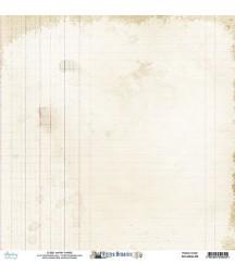 Papier do scrapbookingu 12x12, Written Memories 03 Mintay Papers
