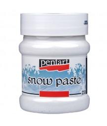 Pasta śniegowa, śnieg w paście Pentart 230 ml