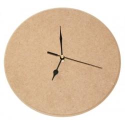 Zegar MDF koło śr. 25 cm W10