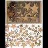Dekory z HDF Daily Art - Gwiazdki - pudełko