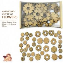 Dekory z HDF Daily Art - Kwiatki - pudełko