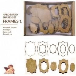 Dekory z HDF Daily Art - Ramki 1 - pudełko