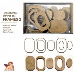 Dekory z HDF Daily Art - Ramki 2 - pudełko
