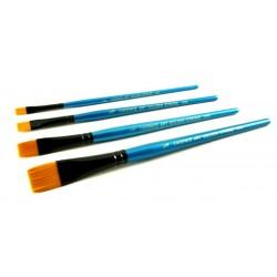 Pędzel nylonowy do malowania farbami 12 mm / Cadence