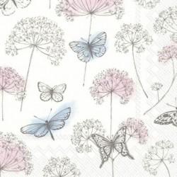 Serwetka - Motyle 7