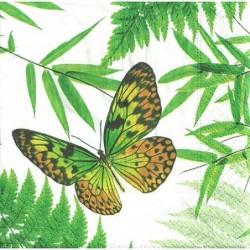 Serwetka - Motyle 11, mini