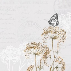 Serwetka - Motyle 30
