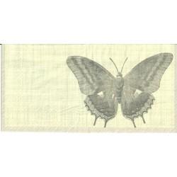 Serwetka - Motyl len, mini