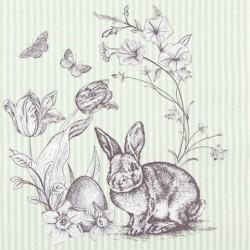 Serwetka - Wielkanoc 5
