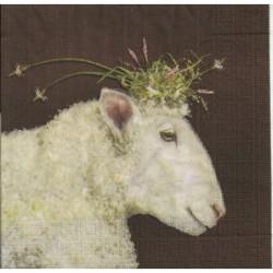 Serwetka - Owca