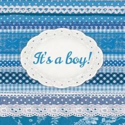 Serwetka - It's a boy