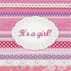 Serwetka - It's a girl