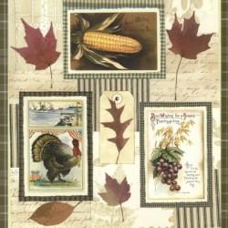 Serwetka do decoupage - Jesień