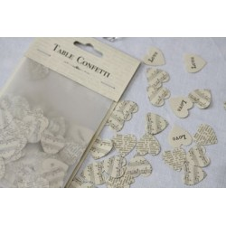 Confetti papierowe EOI, Hearts
