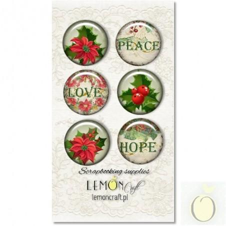 Badziki (buttons), Świąteczne Życzenia [Lemoncraft]
