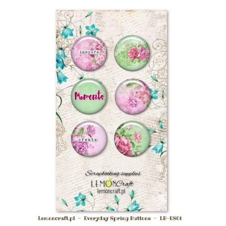 Badziki (buttons), Everyday Spring [Lemoncraft]