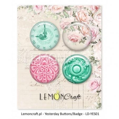 Badziki (buttons), Yesterday [Lemoncraft]