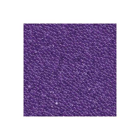 Mikrokulki Deko-Balls średnica 0.5 mm, fioletowe, 50 g [9112143]