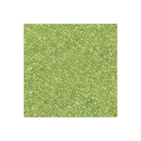 Mikrokulki Deko-Balls średnica 0.5 mm, kiwi, 50 g [9112161]