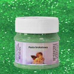 Pasta brokatowa Daily Art, zielona